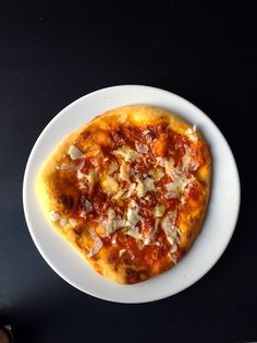 Pizza Amatriciana
