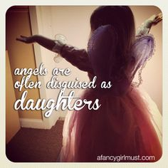 Daughter Quotes for Mother's Day | A Fancy Girl Must
