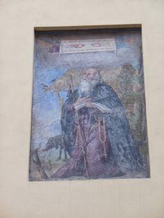 Cuneo e dintorni: Antiche edicole votive nel centro storico di Cuneo... Painting, Art, Art Background, Painting Art, Kunst, Paintings, Performing Arts, Painted Canvas, Drawings