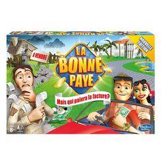 Hasbro - 000324470 - Jeu de Société - La Bonne Paye: Amazon.fr: Jeux et Jouets