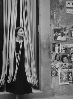 Florence, Italy, 1951 Ruth Orkin