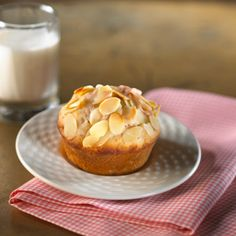 A surprise of cream cheese and strawberry jam hides inside each of these tender, delicious muffins.