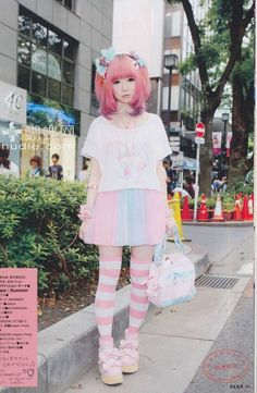 You can call me Aririn☆ I live in Japan/former Akiba Maid Waifu//Lolita/Japanese Fashion/Anything cute tbh Japanese Street Fashion, Tokyo Fashion, Harajuku Fashion, Kawaii Fashion, Lolita Fashion, Cute Fashion, Korean Fashion, Fashion Outfits, Grunge Outfits