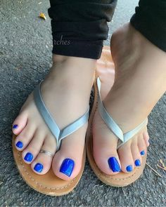 Pin on Beautiful feet Pin on Beautiful feet Beautiful Toes, Pretty Toes, Feet Soles, Women's Feet, Carrie Underwood Feet, Long Toenails, Blue Toes, Foot Pics, Sexy Legs And Heels