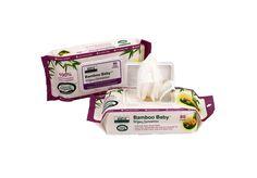 Bamboo Baby Wipes (80_pz) $140 MXN  Marca: Aleva Naturals. Toallitas húmedas de Bamboo para #bebés, #biodegradables. #baby_healt.  #babytips. #kids