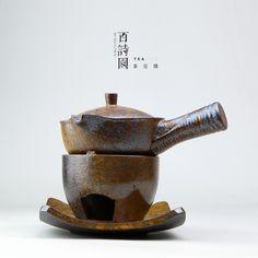 Pas cher Brut japonais four à poterie poterie cuisinière manuelle embryon de traction côté rugueux Pu'er thé théière température chaude thé poêle ensemble, Acheter  Autres meubles domestiques de qualité directement des fournisseurs de Chine:  -------------------------------------------------- -------------------------------------------------- ----------------