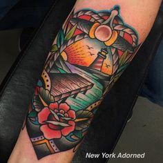 Tattoo Artist: Samuele Briganti - Italy www.tatteo.com #samuelebriganti #boldwillhold