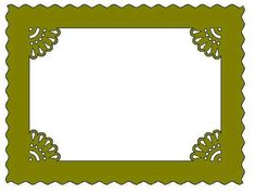 Frames and borders Free Svg files