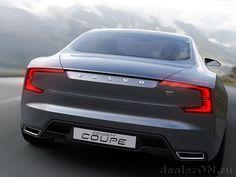 Дизайн концепта купе придает Volvo больше эмоций [Видео и фотогалерея] | Новости автомира на dealerON.ru