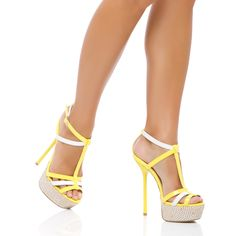 The yellow is perfect for summer!!!