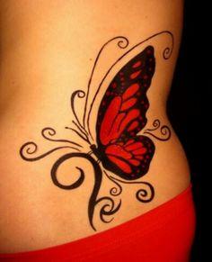 Dit wordt in grote lijnen mijn 3e tattoo