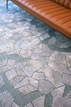 ICE rug is inspired by the drifting ice.