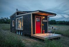 Greenmoxie Tiny House