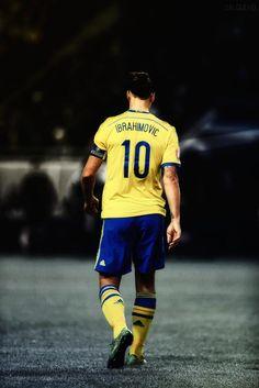 Zlatan Ibrahimović Sweden