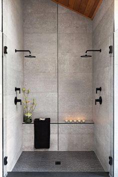 Urban Zen Spa Bathroom #modernbathroom