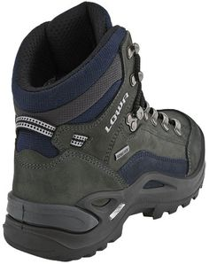 Lowa Renegade GTX Mid WS Hiking Boot (Dark Grey/Navy)