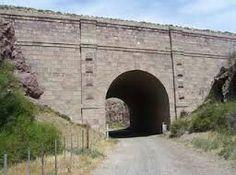 Puente ferroviario. Puerto deseado