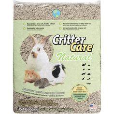 Critter Care Natural Pet Bedding, 60 liter