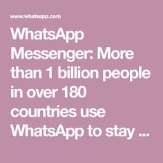 WhatsApp Messenger: More than 1 billion people in over 180 countries use WhatsApp to stay in touch with friends and family, anytime and anywhere. WhatsApp is free and offers simple, secure, reliable messaging and calling, available on phones all over the world. Do Love Spells Work, Love Spell That Work, Black Soldier Fly, Morning Inspirational Quotes, Pakistani Girl, Whatsapp Messenger, All Over The World, Bible Quotes, Spelling
