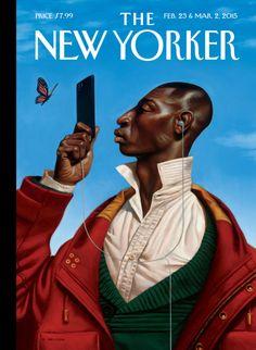"""Nine for Ninety,"" by Kadir Nelson, February 23 & Mar 2, 2015."