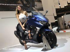 Nouveauté 2017 : Yamaha TMAX 530 2017 - Eicma 2016