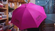 Camera Obscura Umbrella