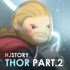 Thor 2 is finally out...  For anyone that didn't see the previous episodes of HJ-Story, my wife LOVES Thor... perhaps more than me.  See Thor Ep.1 at: http://tapastic.com/episode/3124  HJ-Store: http://www.hj-story.com/store