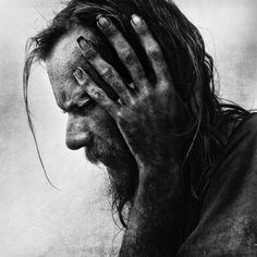 Homeless silence.....Photo by Lee Jeffries....