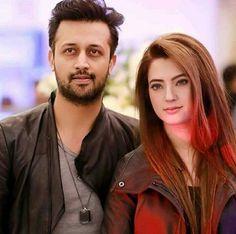 Atif and sarah