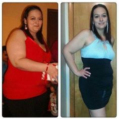 Awesome Zumba transformation!  Read her story!