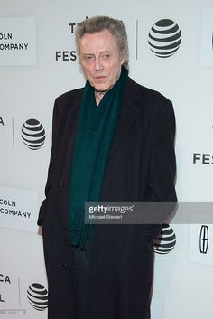 Actor Christopher Walken attends 'The Family Fang' premiere during 2016 Tribeca Film Festival at John Zuccotti Theater at BMCC Tribeca Performing Arts Center on April 16, 2016 in New York City.