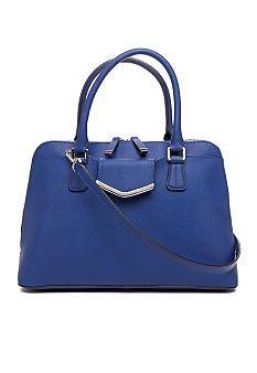 Calvin Klein On My Corner Satchel #belk #handbags