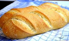 magnilo – Page 5 – magnilo Bread Recipes, Cooking Recipes, Ring Cake, Ciabatta, Hot Dog Buns, Food To Make, Food And Drink, Baking, Keto