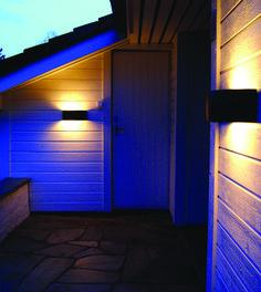 Norlys Vasa LED kültéri fali lámpa