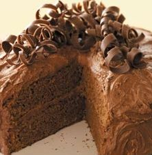 In Love With Chocolate Cake