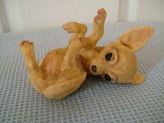 Chihuahua Puppy - Ornament / Figurine - Living Stone - £8.99