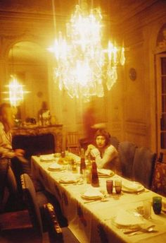 vintage everyday: The Rolling Stones Photographs by Dominique Tarlé, 1971