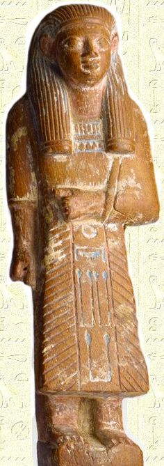 Nubkhaure Amenemhat II was the third pharaoh of the Twelfth Dynasty of Ancient Egypt, born to Senusret I and his chief wife, Queen Neferu. Little is known of his 35-year reign, which began in 1929 BCE, not even the name of his queen.[1]