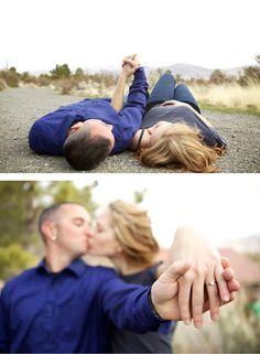 Engagement shot (Jeramie Lu Photography)