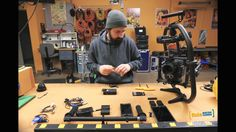 "RBC MoVI Tech, Dylan Law, has some fun in this time-lapse build with the Freefly Systems MoVI Pro, RED Digital Cinema WEAPON, ZEISS Camera Lenses Standard Prime and Teradek Bolt. Stay tuned for more detailed ""builds"" from Dylan with the MoVI Pro."