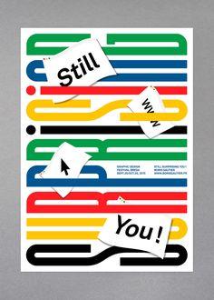 Graphic Design Festival Breda — 2015 on Behance
