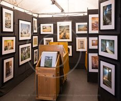 Booth Shots to show examples to newbies - Art Fair Insiders
