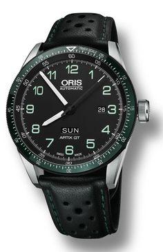 Basel 2015 - Oris Calobra Racing Watch Collection