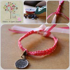 Simple Friendship Bracelet