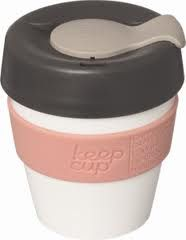 keep cup, cofee to go. I've got this in other colors