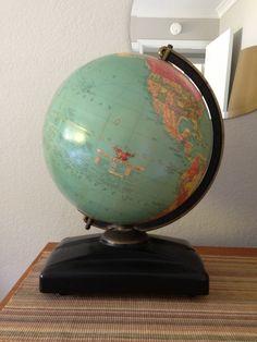 Replogle 12 inch Precision Globe - lighted.