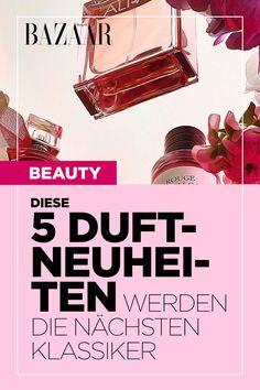 Diese Parfum-Neuheiten sind besonders vielversprechend: Wieso die Trends das Zeug zum Klassiker haben und wie man seinen perfekten Duft findet. #parfum #duft #parfums #düfte #trends #trend #neuheiten #neuheit #news #beauty #2020 #trends #trend #beauty Mascara, Nude Make Up, Beauty Make Up, Beauty Trends, Calm, Artwork, How To Make, Red, Real Beauty