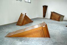 Sculptures / Hannes van Severen