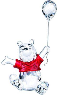swarovski Winnie the Pooh bear... so cute