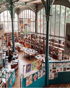 """wandering the streets of paris on Instagram: """"One of the loveliest Parisian bookstores (also an art gallery) captured by @windmilldreams 📚 do you recognize it? And have you read…"""""""